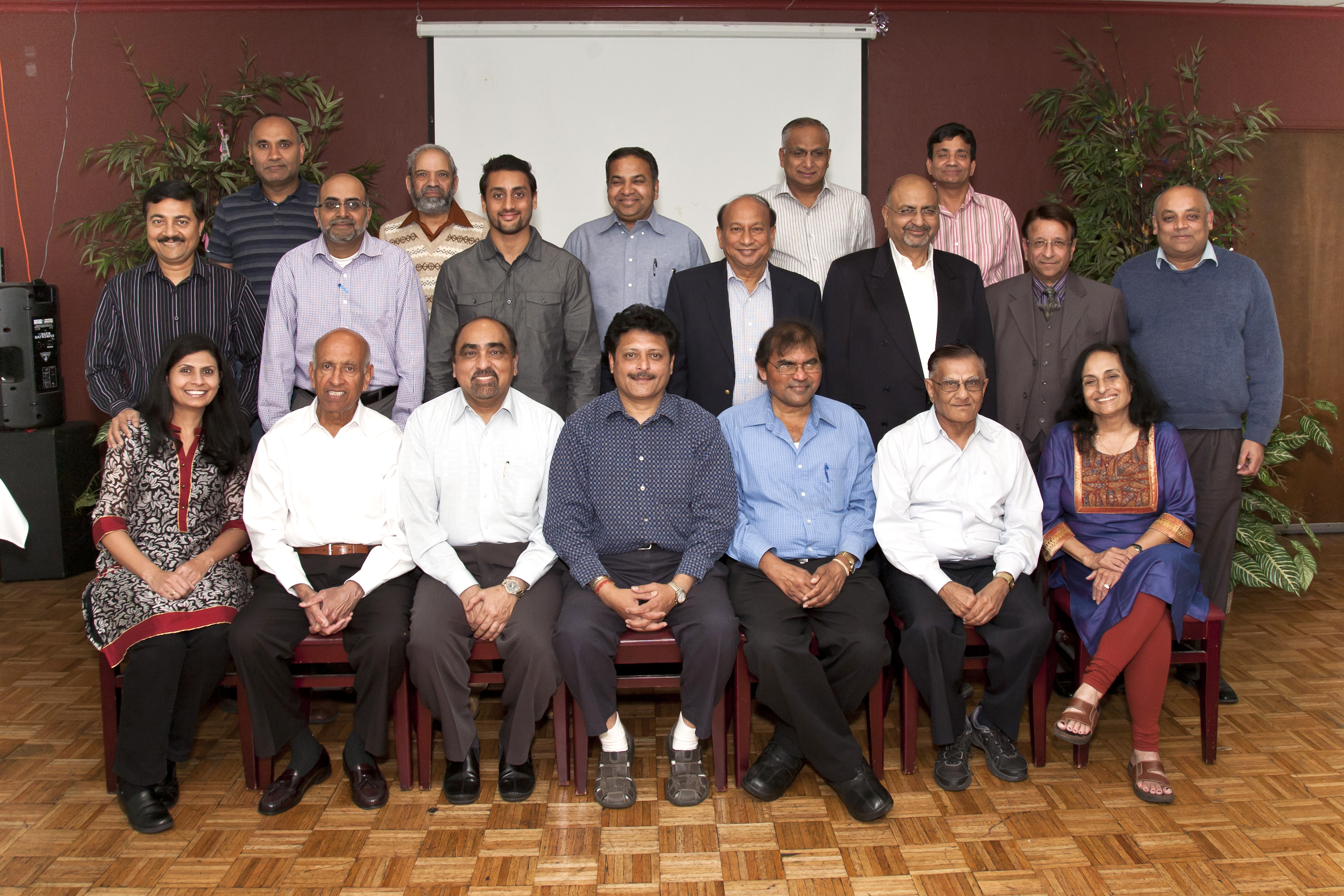 CCF Board Members
